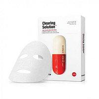 Dr.Jart Dermask Micro Jet Clearing Solution 5 шт Очищающая маска с эффектом аппаратного очищения