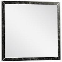 Зеркало Феличе 105 Черный с серебром Домино