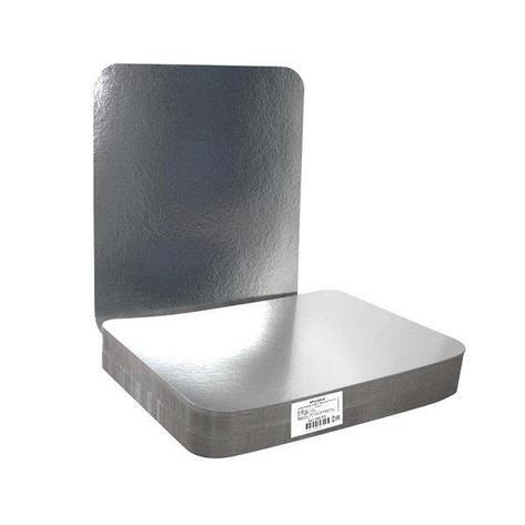Крышка к алюминиевой форме 318x251мм, картон/алюминий, 200 шт, фото 2