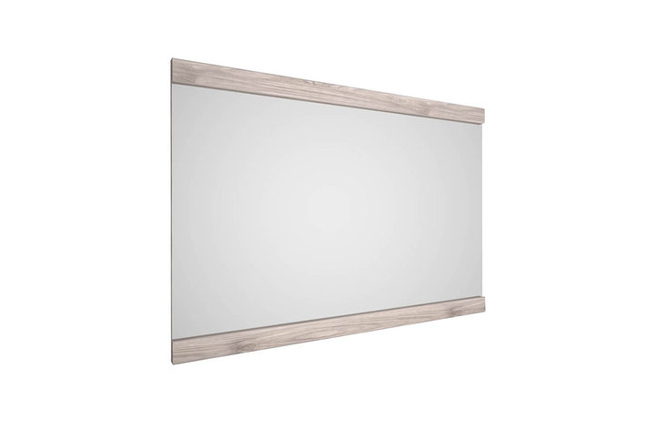 Зеркало панель Джаз, Каштан найбори Светлый, Анрэкс (Беларусь), фото 2