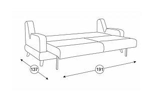 Кресло традиционное как часть комплекта Стивен, ТК16, Нижегородмебель и К (Россия), фото 2