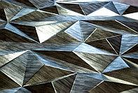 Декоративные панели 3D VERGE Грани, Седой Дуб, 3000х1000 мм Казахстан