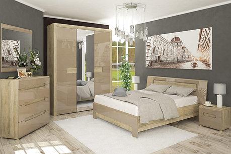 Комплект мебели для спальни Флоренс, Капучино, MEBEL SERVICE(Украина), фото 2