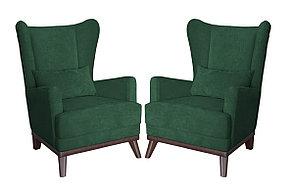 Комплект мягкой мебели Мирта, Зеленый, Нижегородмебель и К(Россия), фото 2