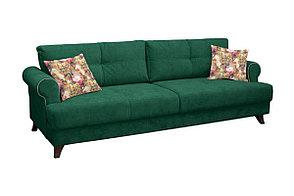 Комплект мягкой мебели Мирта, Зеленый, Нижегородмебель и К(Россия), фото 3