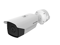 Тепловизионная двухспектральная видеокамера Hikvision DS-2TD2617-6/V1