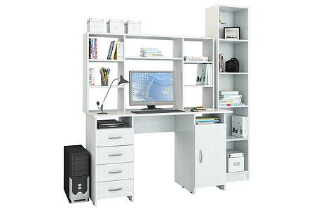 Комплект мебели для детской УШ-17, Белый Белый, МФ Мастер(Россия), фото 2