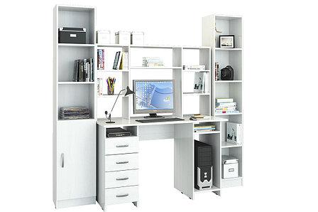 Комплект мебели для детской УШ-6, Белый Белый, МФ Мастер(Россия), фото 2