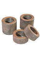 Артикул БО-4. Комплект из трех пар роликов размерами 20, 30 и 40 мм для радиусной гибки металлопроката