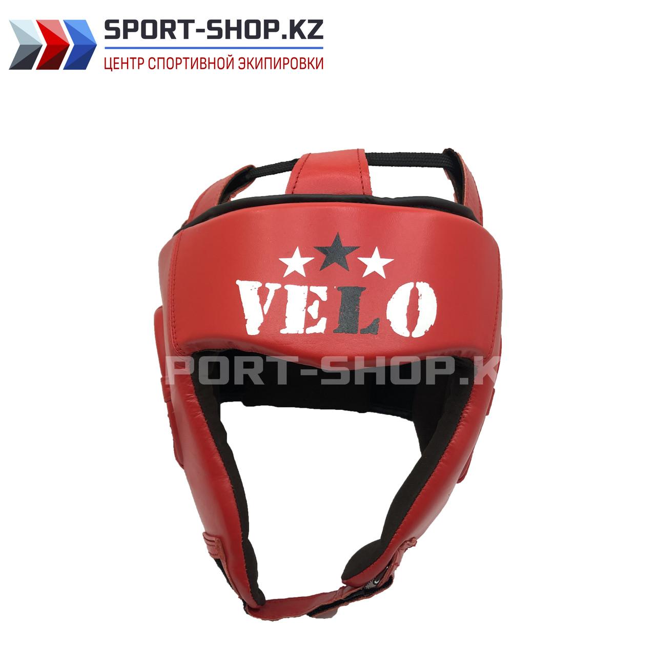 Шлем боксерский VELO AIBA
