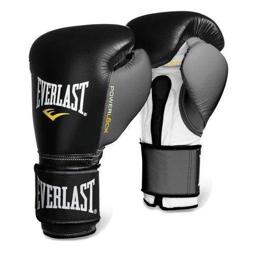 Боксерские перчатки Everlast (кожа)