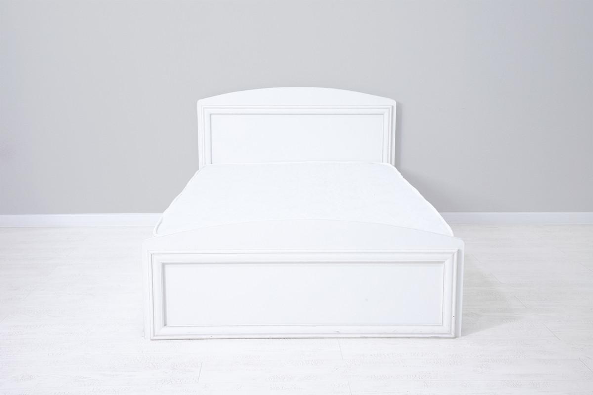 Кровать односпальная, коллекции Салерно, Белый Белый, БРВ Брест (Беларусь)