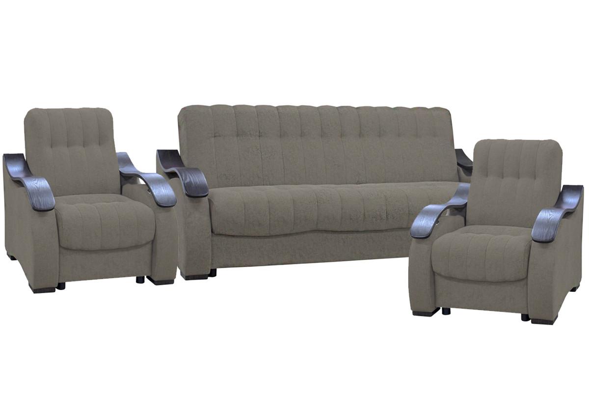 Кресло традиционное как часть комплекта Рио 4, Magic(ПТК) 07, Мебельный Формат (Россия)