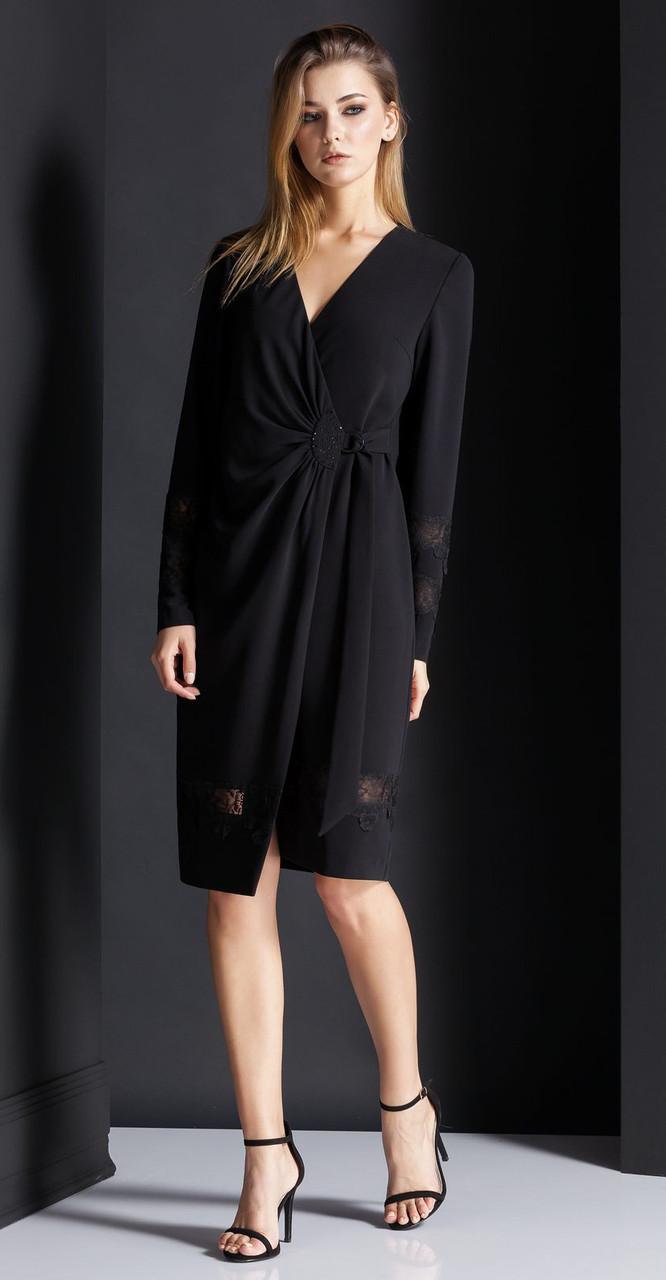 Платье Nova Line-5909, черный, 42