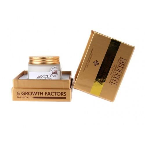 Крем для лица MEDI-PEEL 24К Gold Luxury Snail Cream 70 ml.