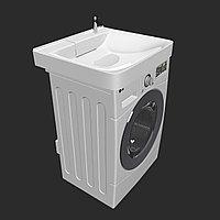 Раковина на стиральную машинку, фото 1