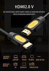 HDMI - HDMI, ver 2.0, (1.5 м) M - M, 4k 60 Hz, фото 3
