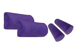 Подушка Акварель 1, Фиолетовый, СВ Мебель
