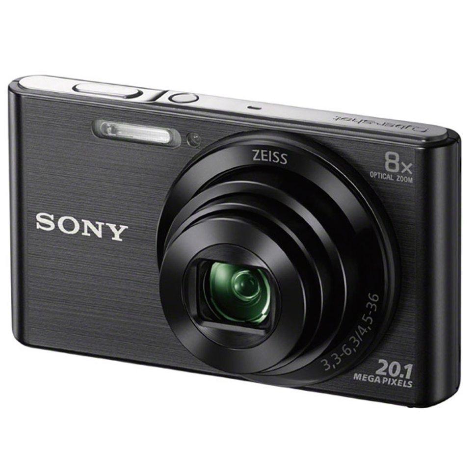 Фотоаппарат компактный Sony DSC-W830 черный