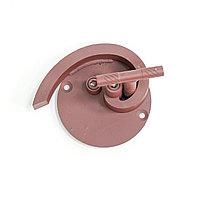 Артикул ДЛ-2. Элементов ковки «вензель» с обычным и обратным загибом окончаний размером до 250х180 мм