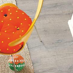 ПВХ-плитка Pergo Optimum Glue Plank 4V Дуб Королевский Серый V3201-40037