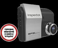 Видеорегистратор INSPECTOR Bora, (+GPS информатор)