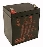 WBR GP1250 5A F2 (90*70*101mm) AGM аккумулятор.