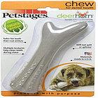 Petstages игрушка для собак Deerhorn, с оленьими  рогами 16 см средняя