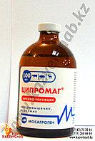 Ципромаг 10% раствор для инъекций 100 мл