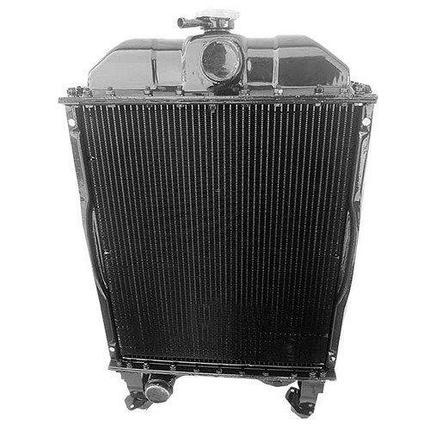 Радиатор водяной на МТЗ-1221 (Оренбург), с дв. Д-260, 5-рядный, фото 2
