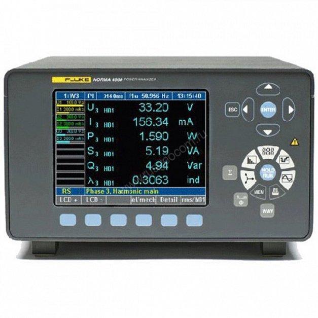 Анализатор качества электроэнергии Fluke N4K 3PP42IPB