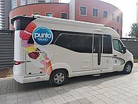 Автодом Renault Hobby Premium Van