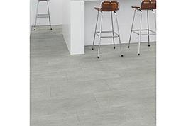 ПВХ-плитка Quick Step Ambient Glue Plus Бетон Теплый Серый AMGP40050
