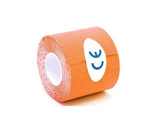 Кинезио тейп Jincheng Sports (цвет голубой) - пластырь для поддержки мышц 5 см х 5 м, фото 2
