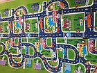 Термоковрик для детей - алфавит на английском языке и дорога. Размер 1,8 м.*2 м.*0,5 см, фото 2