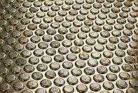Декоративные панели 3D VERGE Buble, Агат-Золото, 3000х1000 мм Казахстан