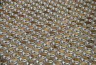 Декоративные панели 3D VERGE Buble, Агат-Хром, 3000х1000 мм Казахстан
