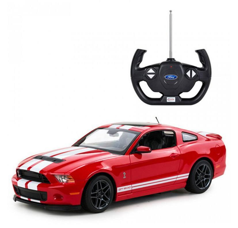 Rastar Радиоуправляемая машинка Ford Shelby GT500, 1/14