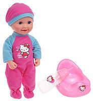 Кукла Карапуз Интерактивный пупс Hello Kitty, 30 см