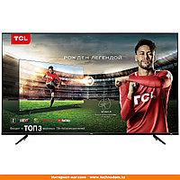 """Телевизор TCL 50"""" L50P6US LED UHD Smart Black"""