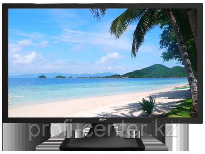DHL22F600 Монитор Full HD, разрешение 1920*1080, 1 вход HDMI & 1 вход VGA, 1 аудио вход, встроенный
