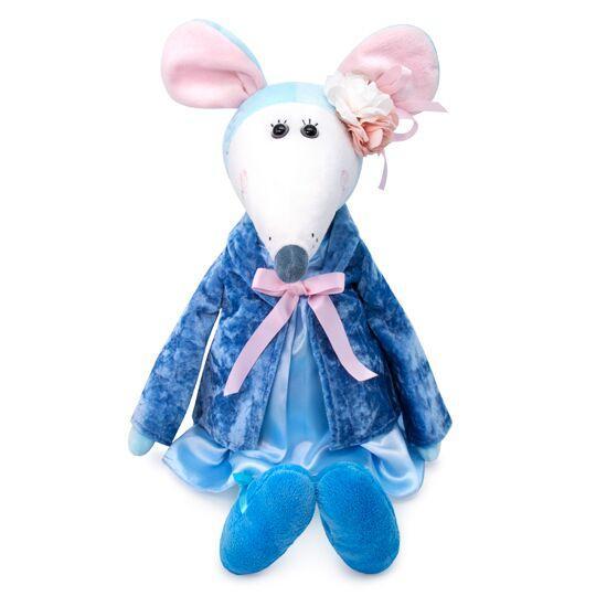 Мягкая игрушка Крыса Дама Жаннета, 31 см.