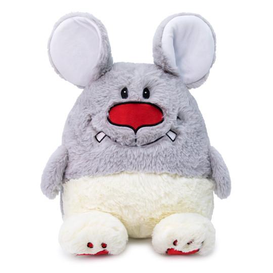 Мягкая игрушка подушка Мышонок Вилли, 30 см.