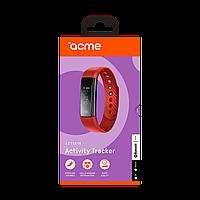 Фитнес браслет Acme ACT101R красный