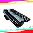 Регулируемая рамка для баннера/ткани, цвет - черный, фото 3