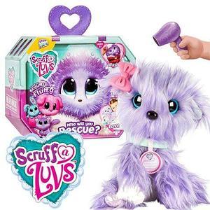 Игрушка-сюрприз «ПУШИСТИК-ПОТЕРЯШКА» Scruff a Luvs (Фиолетовый)