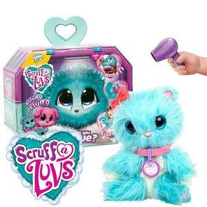 Игрушка-сюрприз «ПУШИСТИК-ПОТЕРЯШКА» Scruff a Luvs (Голубой)