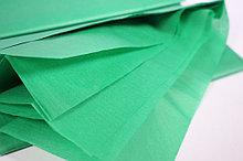 Бумага тишью, tissue paper (светло зеленый) , 10 листов,50х66 см, Алматы