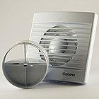 Вытяжной вентилятор в ванную комнату STYL-150 пластик, фото 4