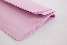 Бумага тишью, tissue paper (бледно розовый) ,20 листов 50х66 см, Алматы